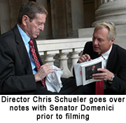 Domenici - Chris Schueler